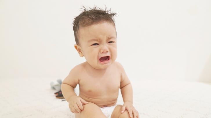 Подсичането - кошмар и за майката, и за бебето