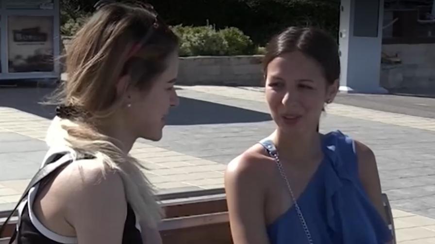 """Тези две момичета спасиха хора на АМ """"Тракия"""""""