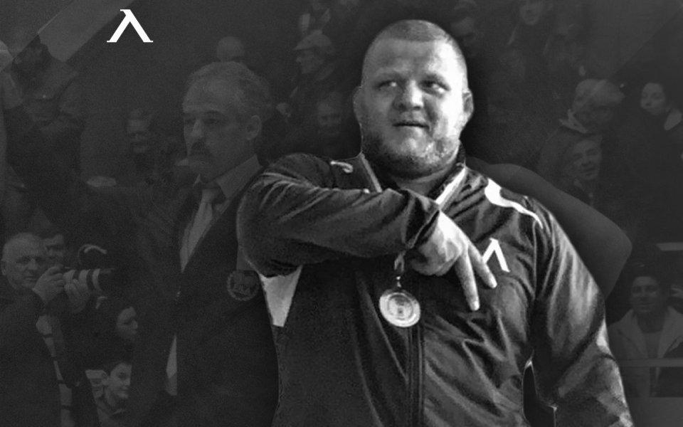 Отборът на Левски изказа своите съболезнования след кончината на бившия