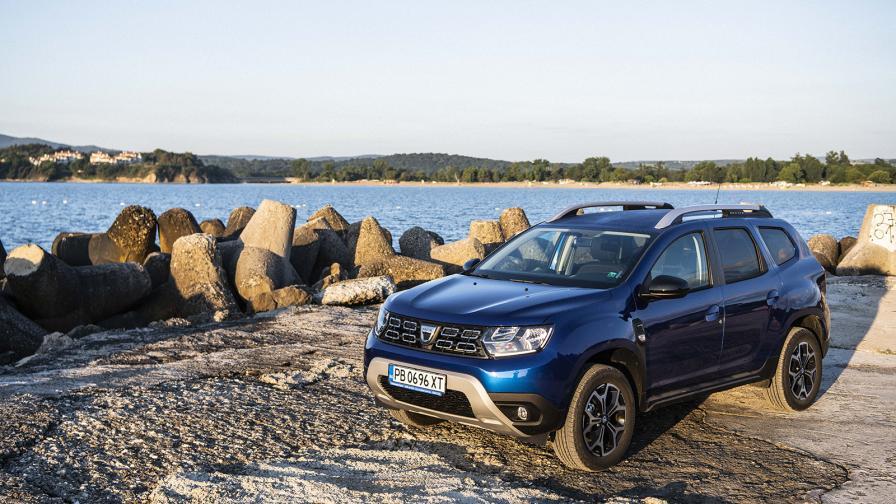 <p>Синьо лято със специалната серия на Dacia Duster (тест драйв)</p>