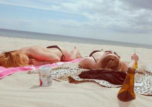 Съвети за оцеляване на плажа