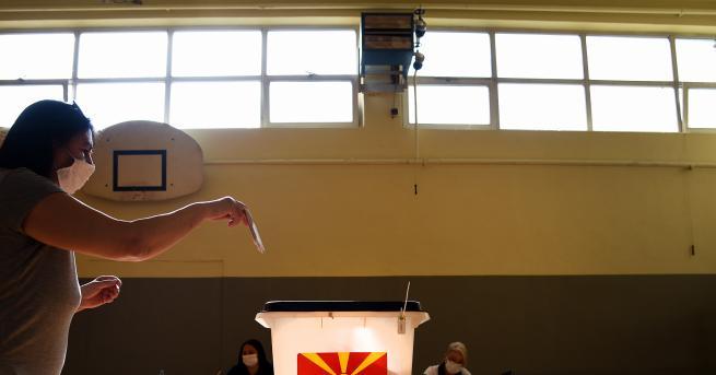 Свят Кой спечели на изборите в Северна Македония При преброени