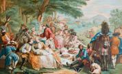 Разкриха как са се хранили бедняците и благородниците