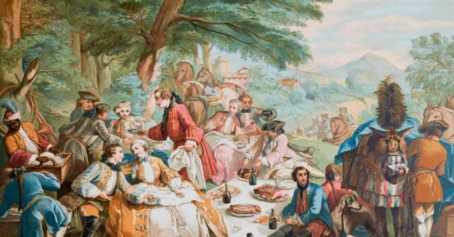 Любопитно Разкриха как са се хранили бедняците и благородниците От