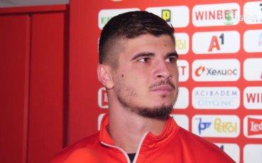 Георги Минчев: Заслужено оставаме в efbet Лига