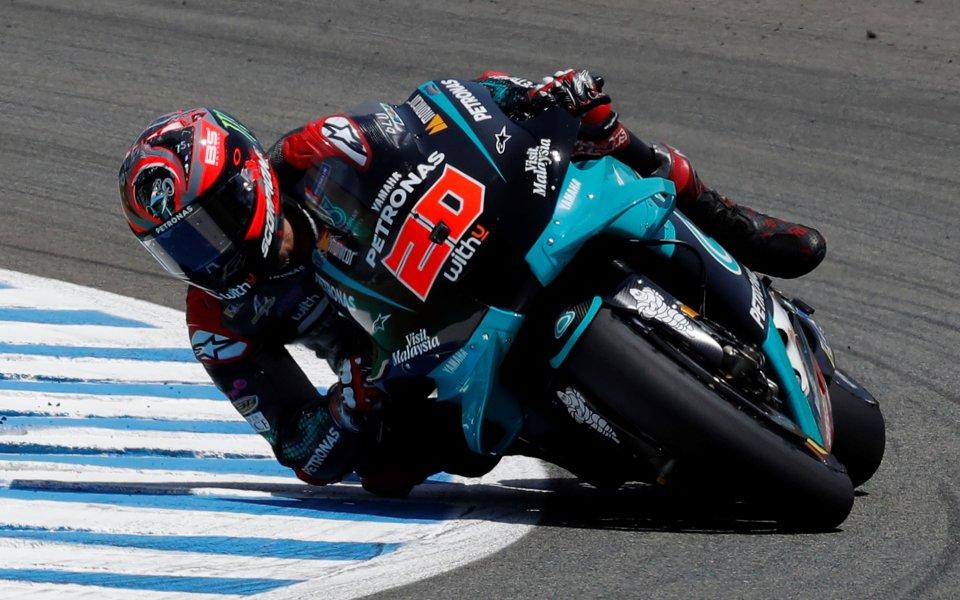 Фабио Куартараро с нова победа в Мото GP
