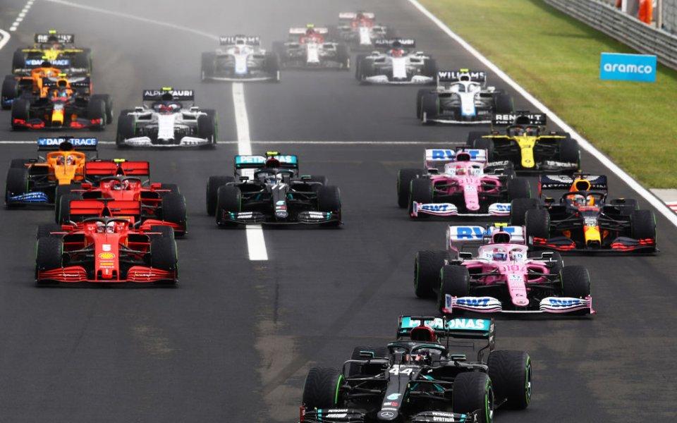 Германската писта Нюрбургринг ще приеме състезание от Формула 1 за