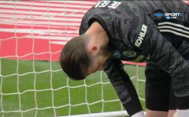 Манчестър Юнайтед - Челси 1:3 /репортаж/