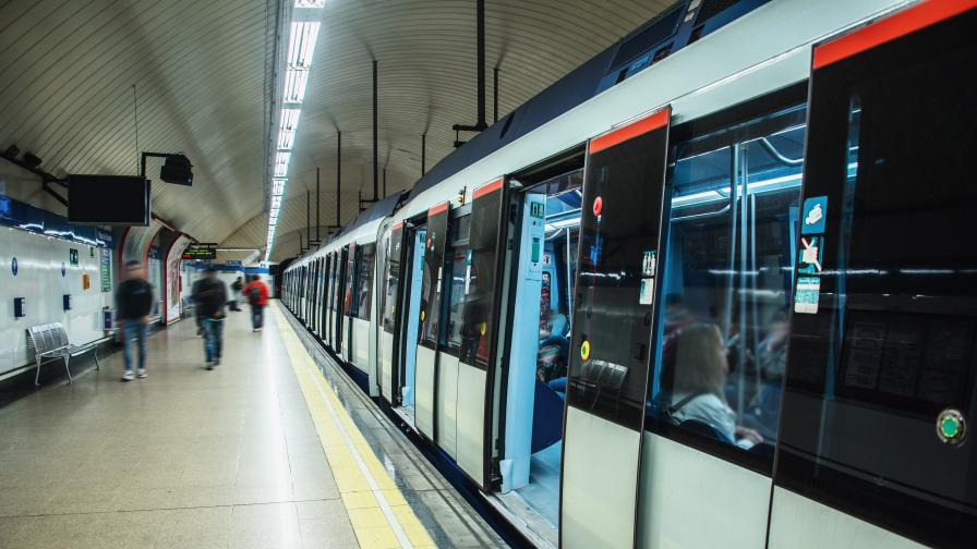 ВАП разпореди незабавна проверка на мерките за сигурност заради спирането на метрото