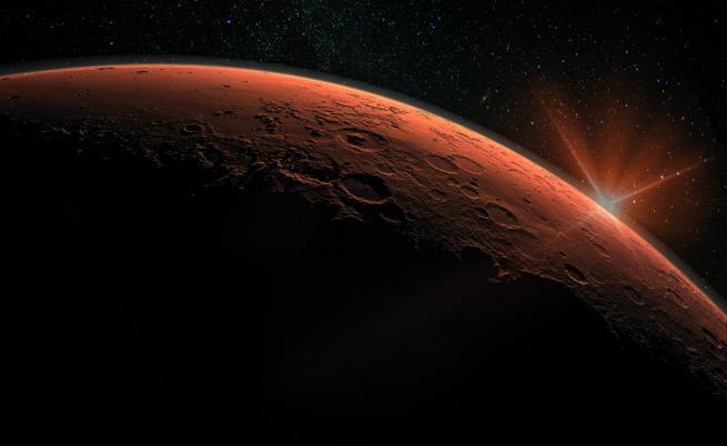 Сондата на ОАЕ достигна орбитата на Марс