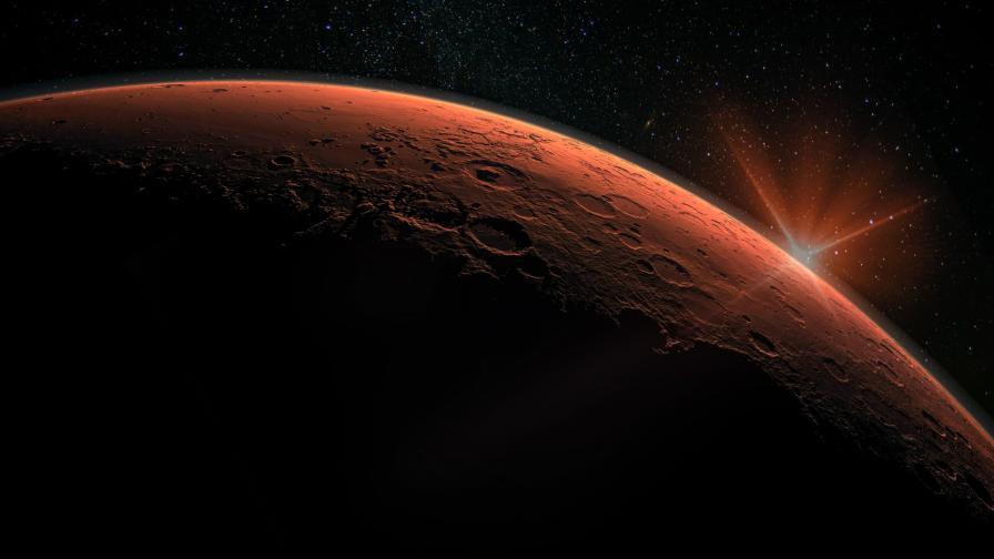 На Марс може да има действащи вулкани