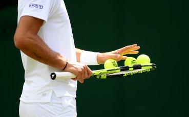 Украински тенисист бе наказан доживот
