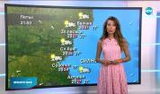 Прогноза за времето (24.07.2020 - следобедна емисия)