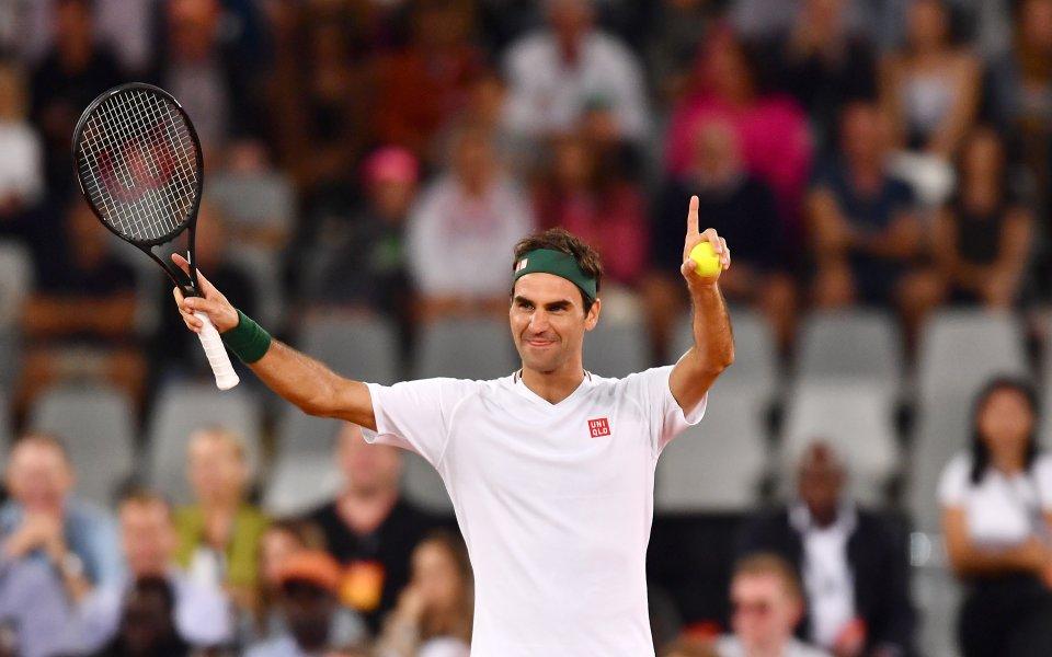 Федерер: Страхотно е, че ще има публика на Ролан Гарос