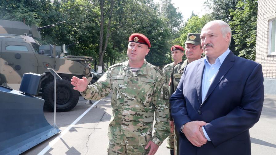 Лукашенко обяви, че е преболедувал COVID-19