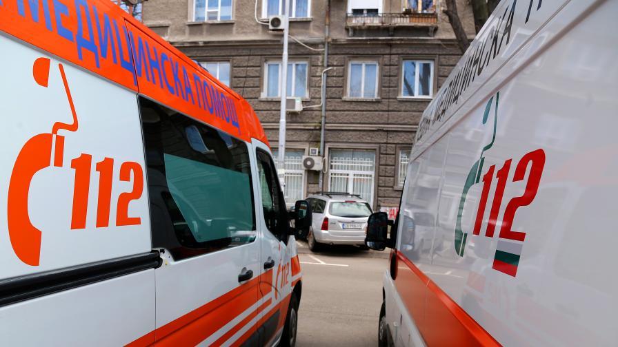 Дете загина при нелеп инцидент в Калофер