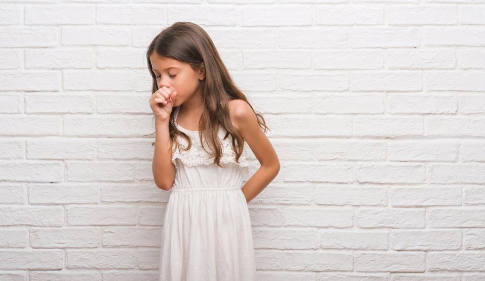 дете боледуване грип здраве
