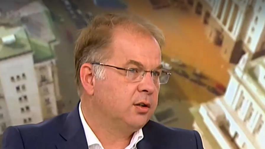 Чолаков след ветото на Радев: Това не са лобистки текстове