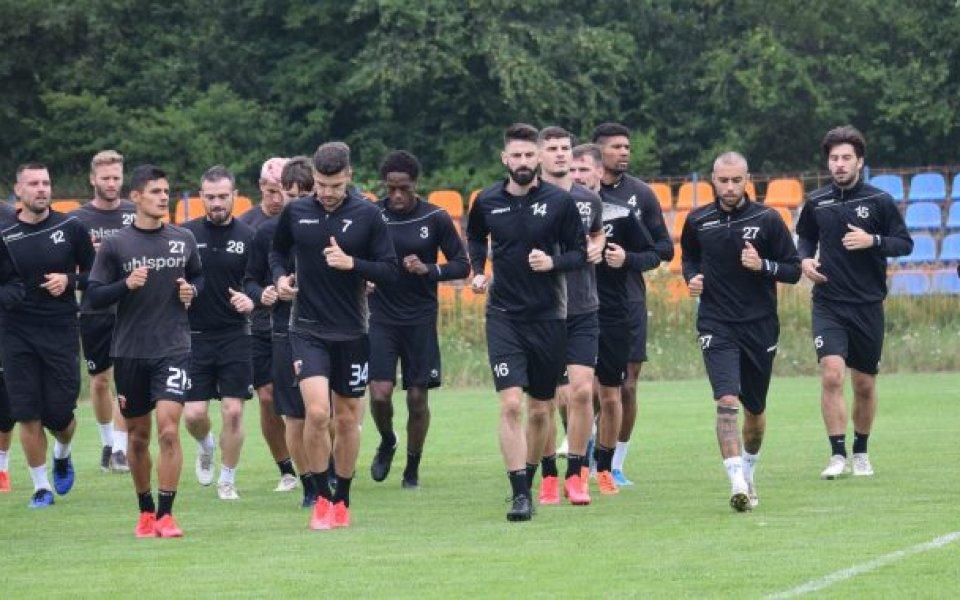 Нов футболист ще се присъедини днес към подготовката на Локомотив