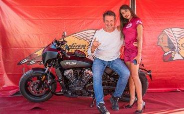 Indian Motorcycle стъпи в България с най-големия мотоцентър в региона