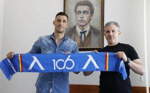 Официално: Левски подписа със защитник
