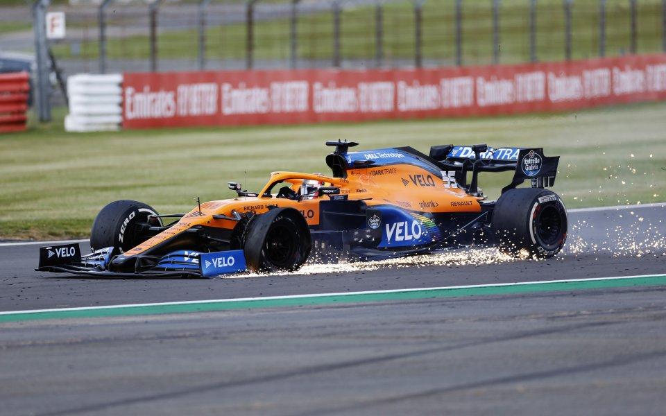 Пирели приключи с анализа на спуканите по време на Гран