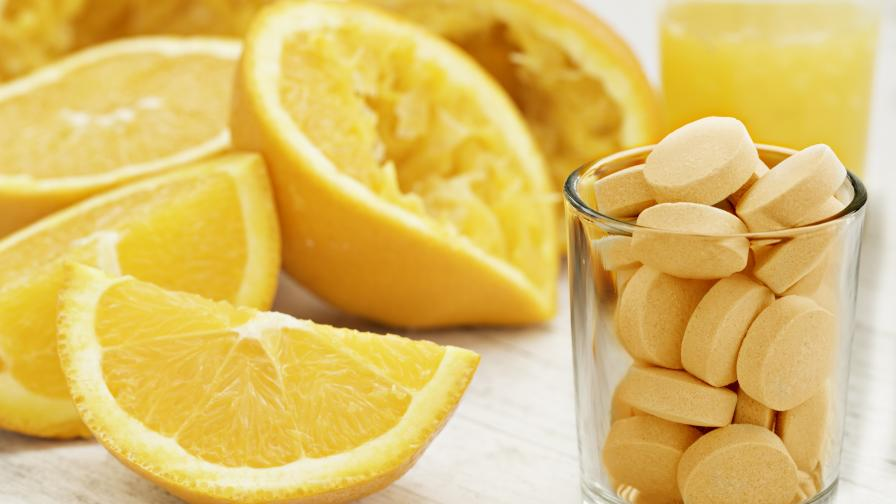Признаците за недостиг на витамин C