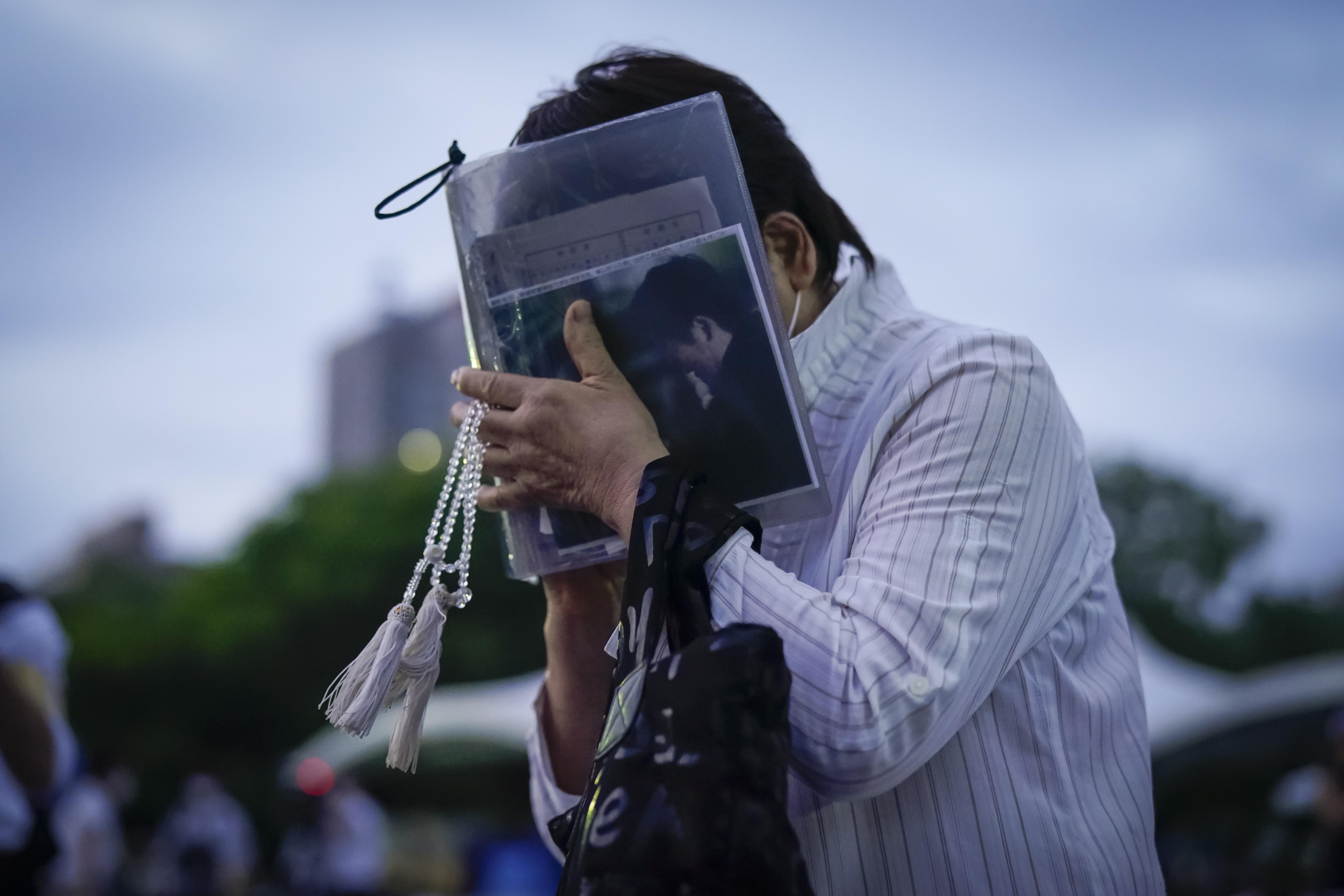 <p>75 години от атомната бомба над Хирошима</p>