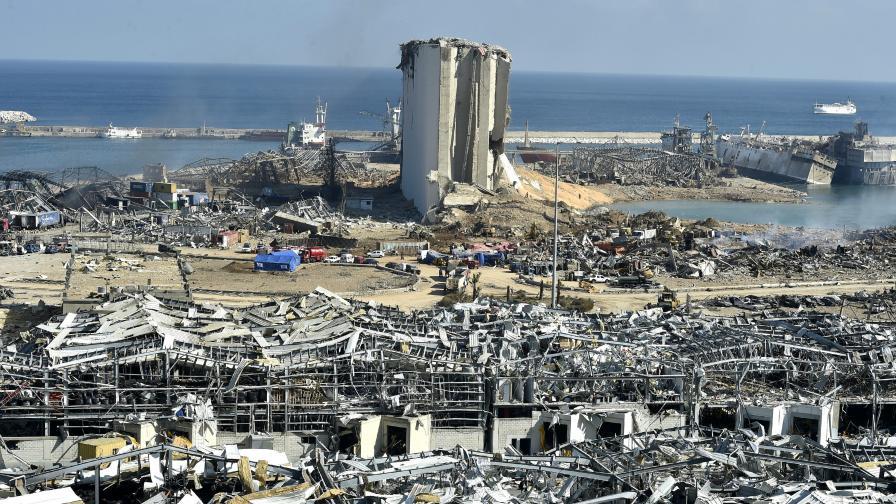 <p>Ливан проучва възможна външна намеса за взривовете</p>