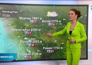Прогноза за времето (06.08.2020 - следобедна емисия)