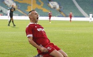Камбуров: Няма какво да се сърдя, готов съм да играя за България