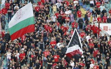 Лудата радост на феновете на ЦСКА