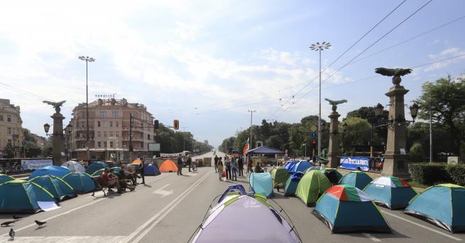 България 36-та вечер на антиправителствени протести Основната тема, която вълнува