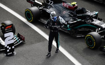 Ботас изпревари Хамилтън и грабна първата позиция преди 5-ия кръг във Формула 1
