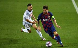 Меси прати Барселона напред в ШЛ