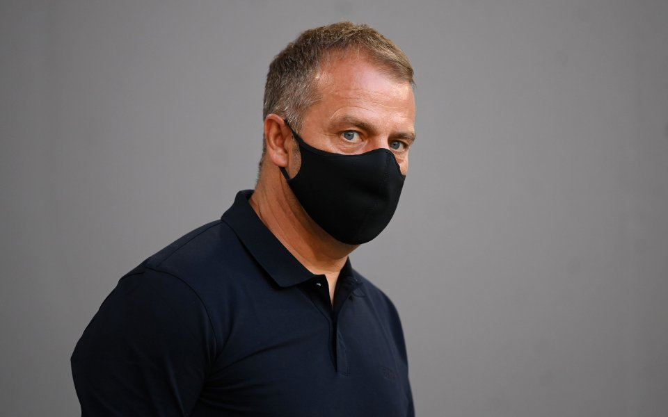 Треньорът на Байерн МюнхенХанзи Флик похвали своите футболисти след успеха