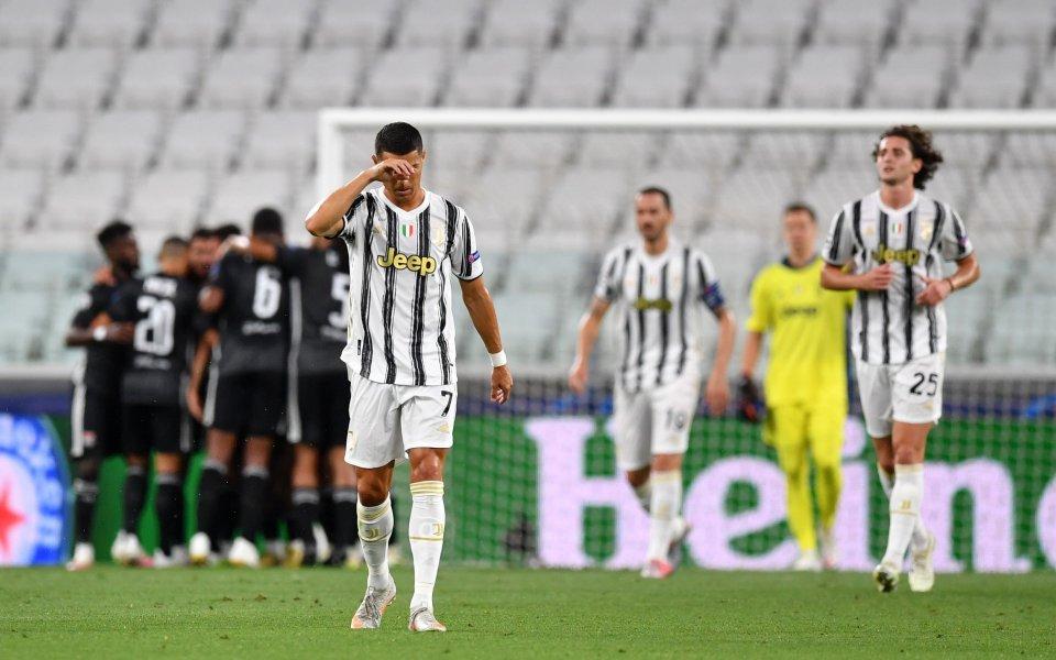 Кристиано Роналдо може и да напусне Ювентус през това лято,