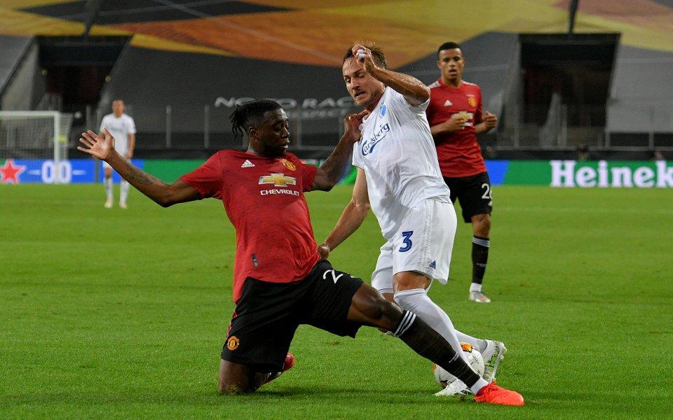 Английският гранд Манчестър Юнайтед се изправя срещу датския Копенхаген в