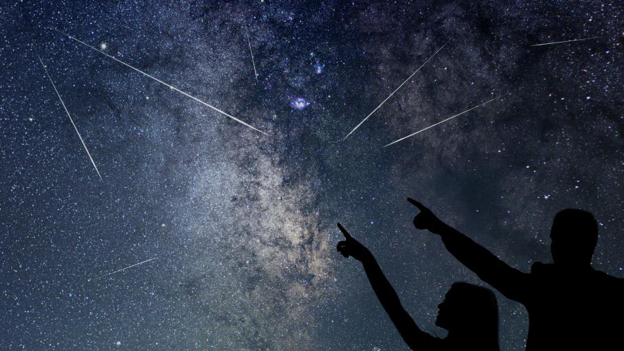 Невероятно астрономическо събитие приковава погледите