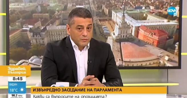 България Красимир Янков: Учудващо е, че Нинова предлага актуализация на