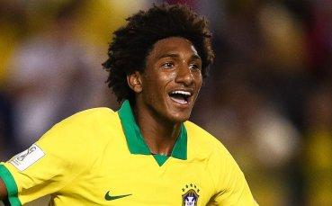 Клоп си хареса световен шампион с Бразилия