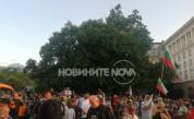 """36-та вечер протести в София, блокада в Русе към ГКПП """"Дунав мост"""""""
