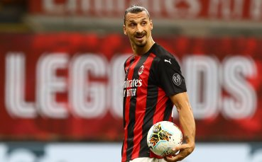В Италия обявиха подробности по новия договор на Ибрахимович с Милан