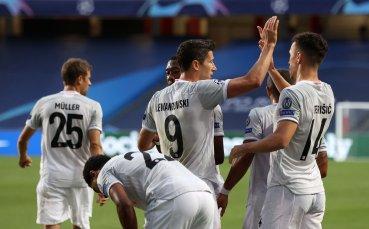 Байерн Мюнхен подобри свой рекорд в ШЛ