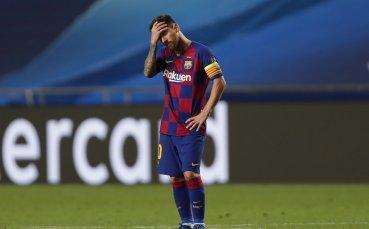 Съсипаха Барселона: Едвам спасиха футболистите и треньора