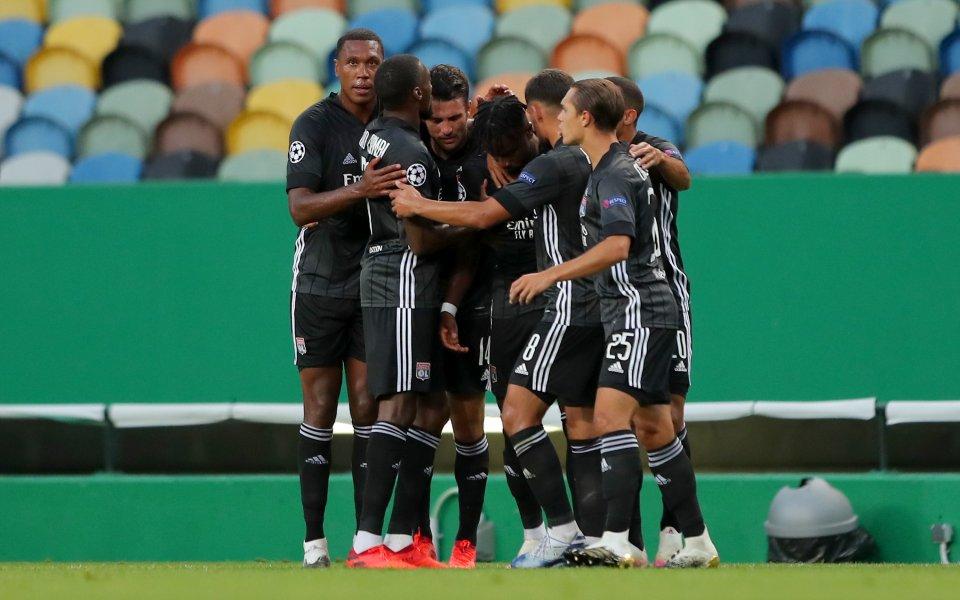 Лион стартира с категорична победа новия сезон в Лига 1