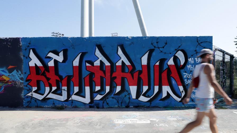 """""""Комерсант"""": Колона от военни без знаци към Беларус"""