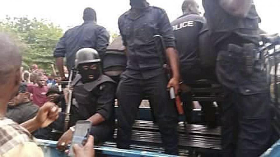 Преврат в Мали, задържаха президента и премиера