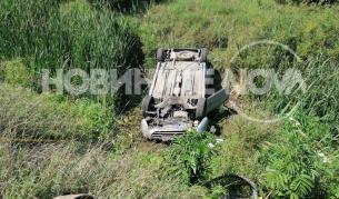 Жена загина в катастрофа край София, друга е с опасност за живота