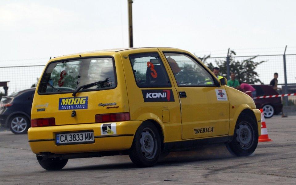 Дами ще мерят сили в рали в Челопеч